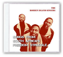 The Robben Island Singers CD